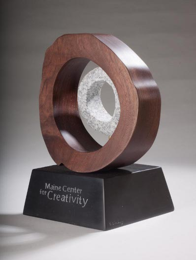 Maine Center for Creativity Award by Steve Lindsay
